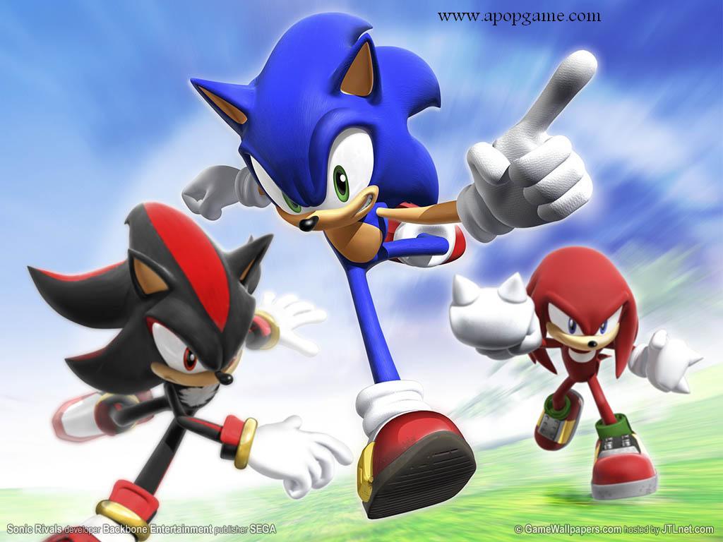 imagenes de videojuegos! Sonic%20rivals